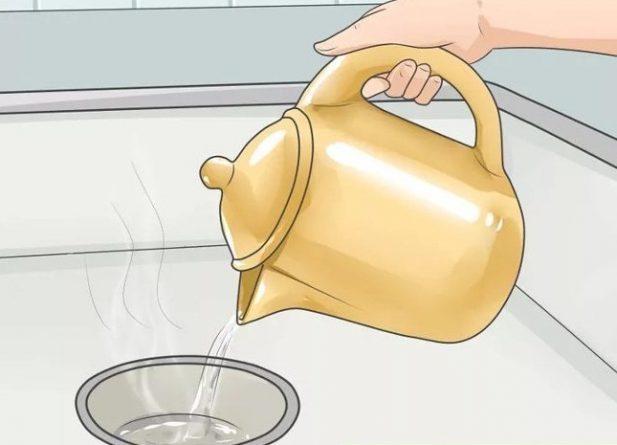 5 phương pháp thông cống tại nhà.