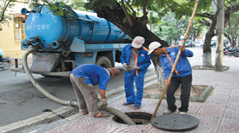 Thông nghẹt cống tại quận 1 trên phường Tân Định Giá Rẻ
