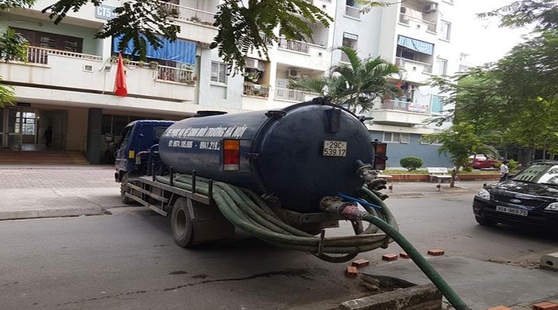Thông cống nghẹt tại quận 7 trên phường Tân Thuận Đông giá ưu đãi