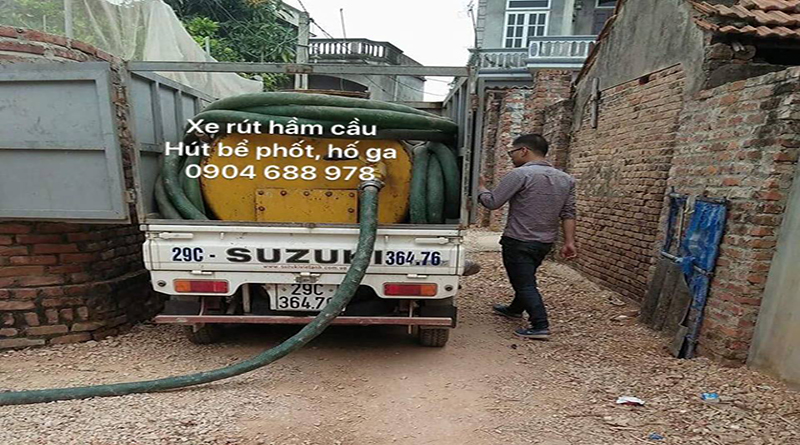 Thông nghẹt cống tại quận 1 trên phường Cô Giang Giá Rẻ