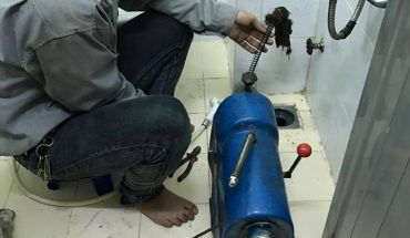 hình ảnh được thông bằng máy rung lò xo công nghiệp làm tại TP.HCM