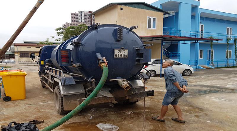 Thông cống nghẹt tại quận 9 trên phường Tăng Nhơn Phú A giá ưu đãi