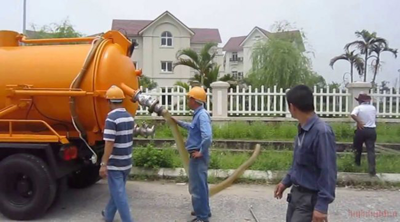 Thông cống nghẹt giá rẻ tại huyện Bình Chánh-Liên hệ ngay 0915.132.170