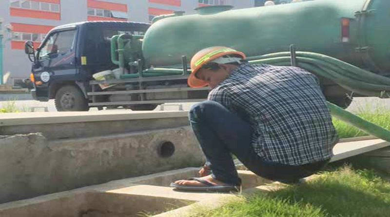 Hút hầm cầu tại phường 4 Đà Lạt uy tín có bảo hành