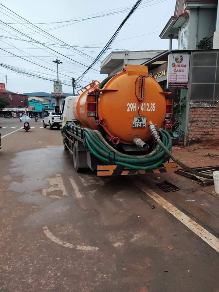 Hút hầm cầu giá rẻ tại Đà lạt phục vụ 24/7 gọi đến ngay có mặt sau 10 phút